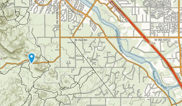 Ted Walker Park Map