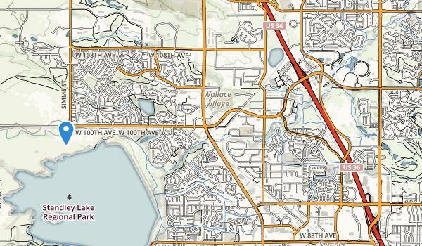 Waverly Park Map