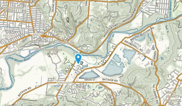 Avoca Park Map