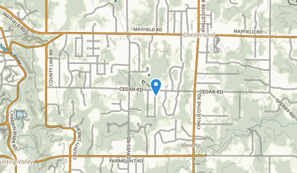 Bessie Benner Metzenbaum Park Map