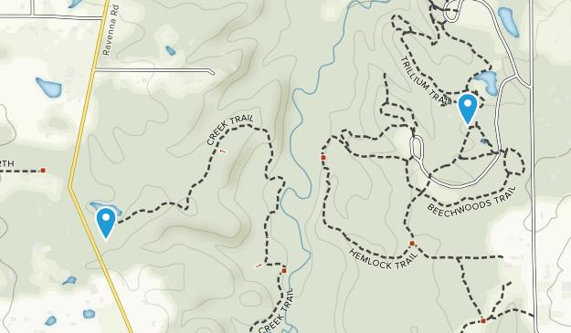 Big Creek Park Map
