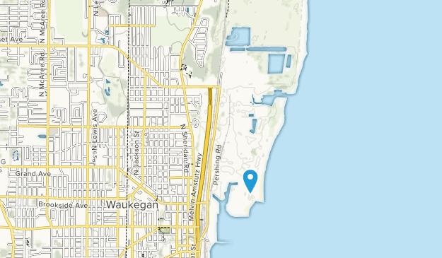Bowen Park Map