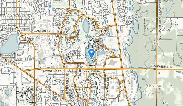Century Park Map