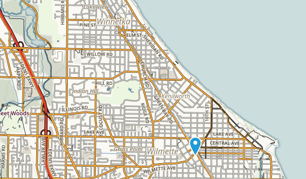 Dwyer Park Map
