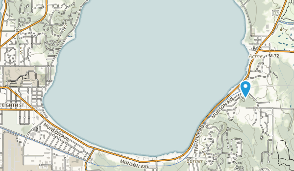 East Bay Park Map