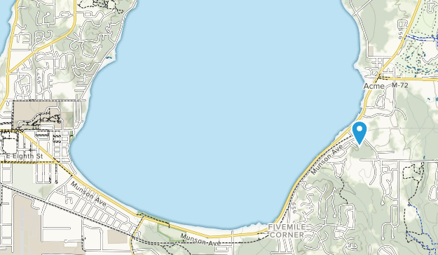 East Bay Park Map