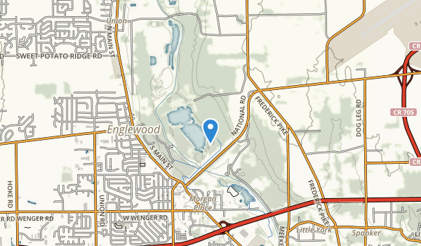 Englewood Reserve Map