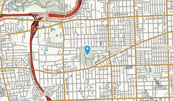 Gilbert Park Map