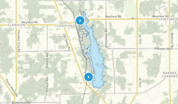 Headwaters Park Map