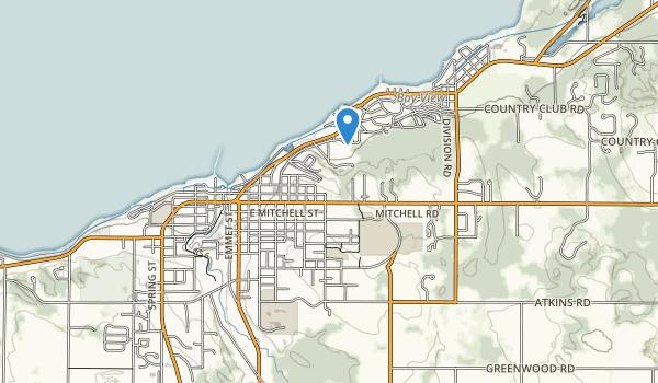 Lockwood Park Map