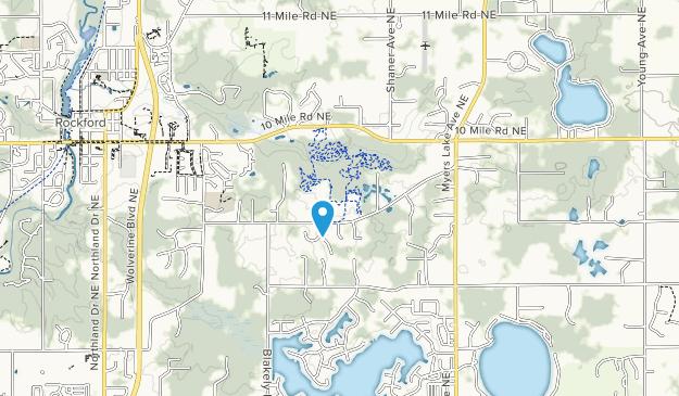 Luton Park Map