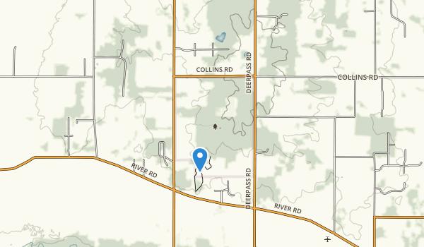 Marengo Ridge Forest Preserve Map