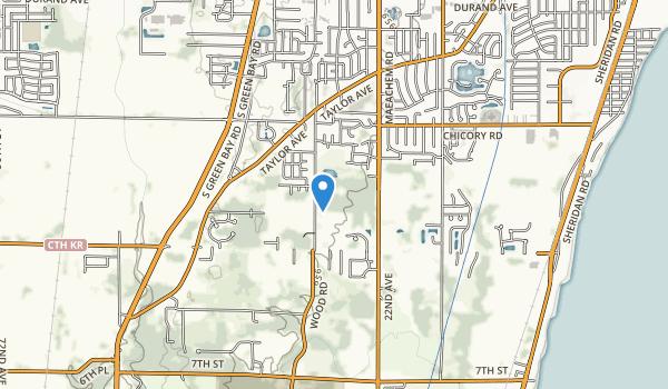 Sanders Park Map
