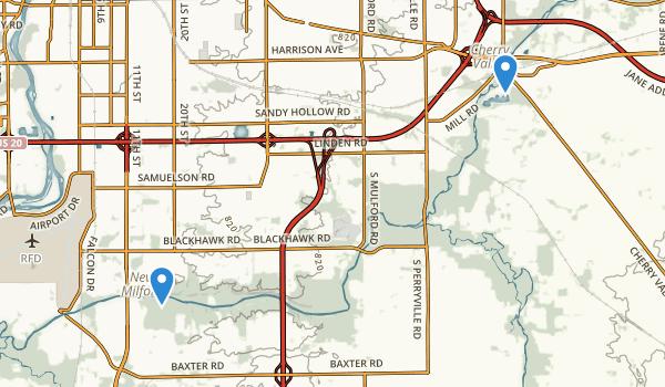 Seth Atwood Park Map
