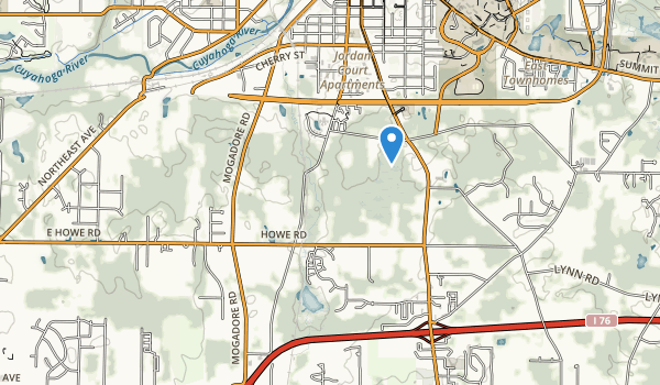 Sprindwater Park Map