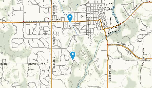 Starkey Park Map