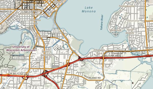 Turville Park Map
