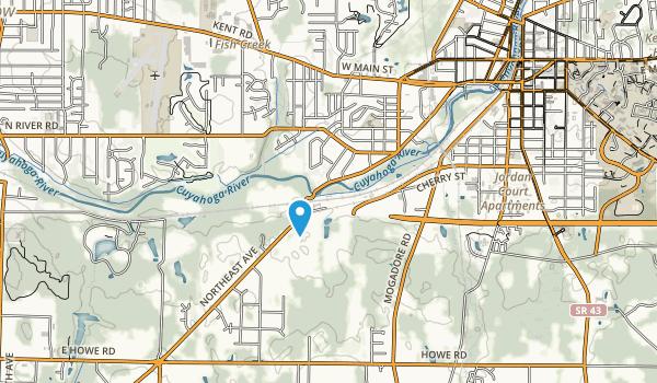 Yakavona Park Map