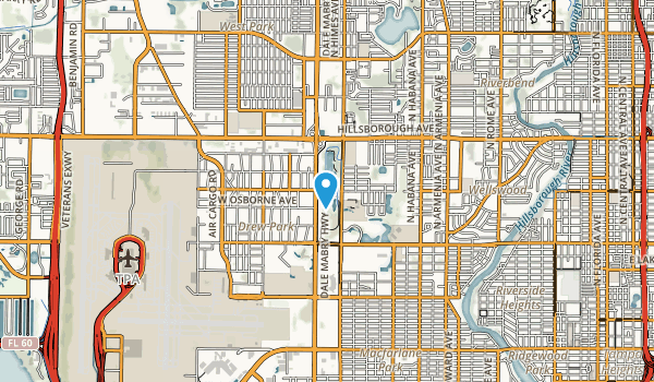 Al Lopez Park Map