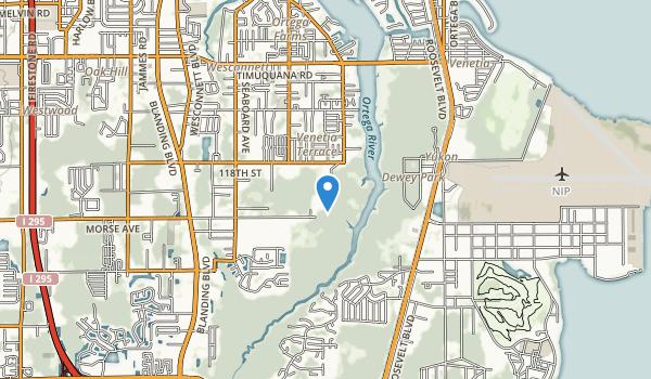 L C Ringhaver Park Map