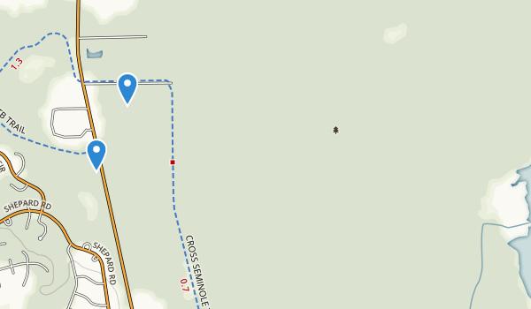 Soldiers Creek Park Map