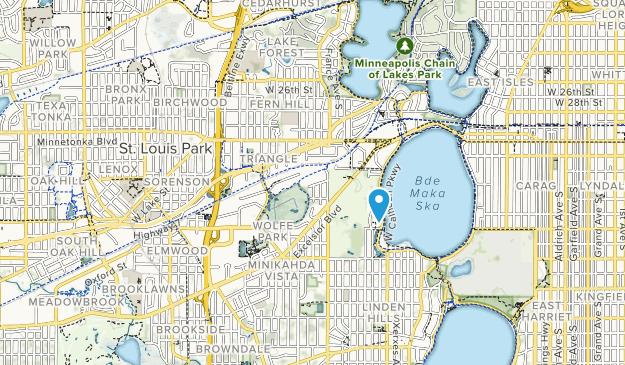 Carpenter Park Map