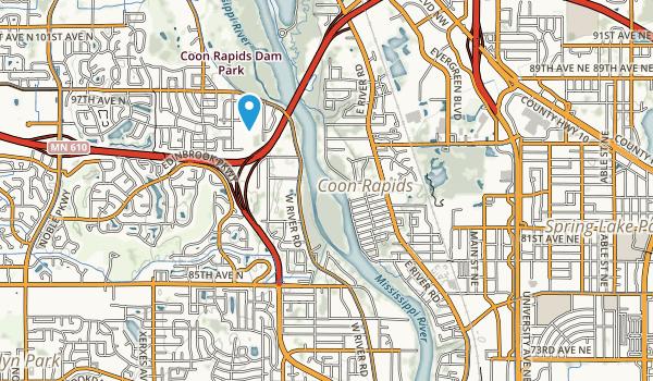 Craig Park Map