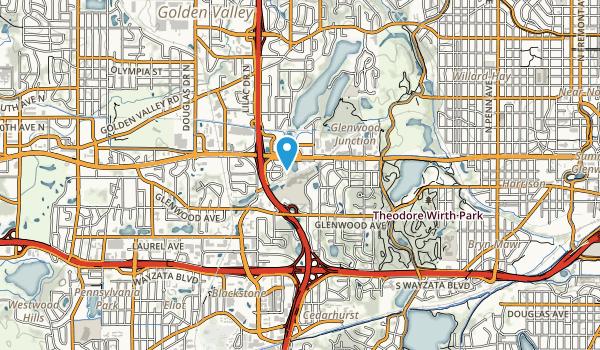 Natchez Park Map