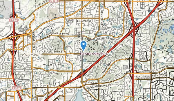 Terrace Oaks West Park Map