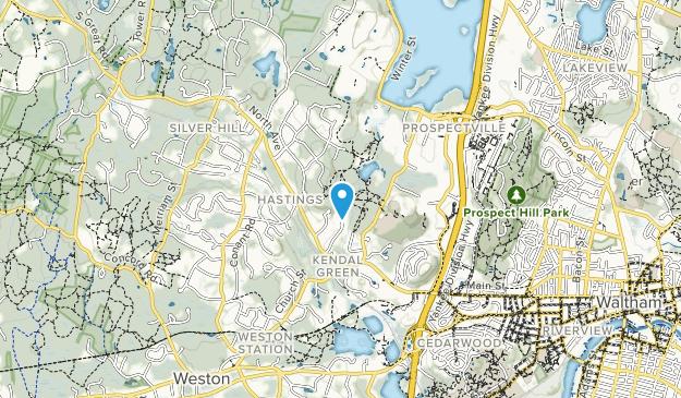 Cat Rock Park Map