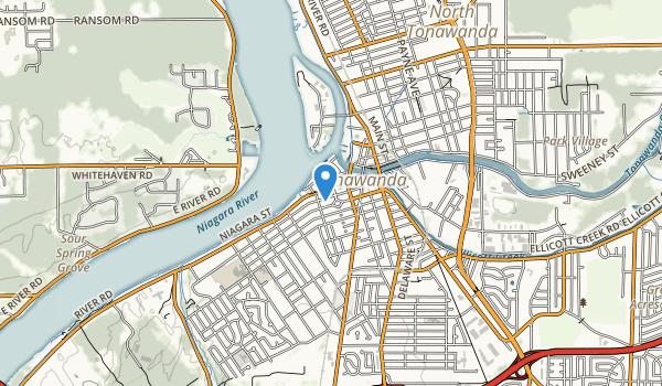 Clinton Park Map