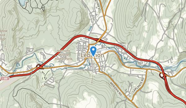 Colburn Park Map