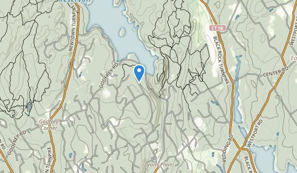 Devils Glen Park Map