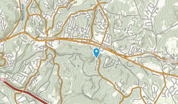 Duff Park Map