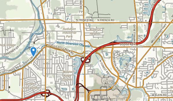 Getzville Firemans Park Map
