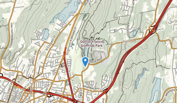 Giuffrida Park Map