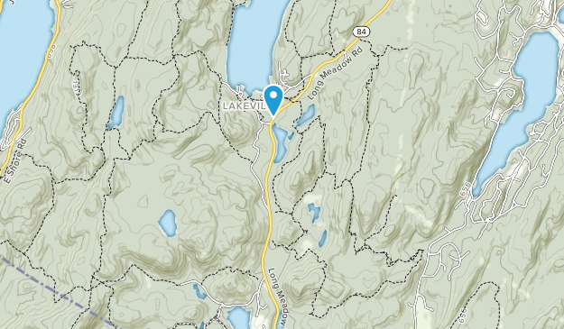 Greenwood Forest Corporation Map