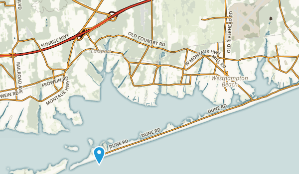 Hampton West Park Map