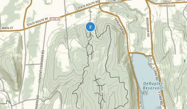 Highland Forest Park Map