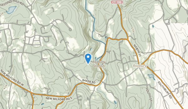 Hodge Park Map