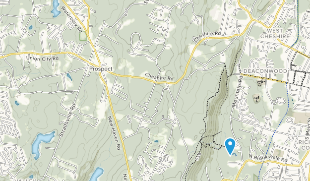 Hotchkiss Field Map