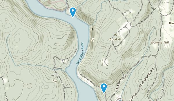 Jackson Cove Park Map