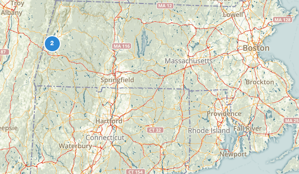 Kennedy Park Map