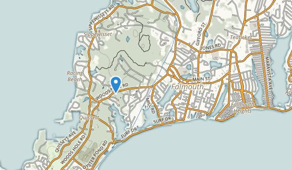 Lewis Park Map