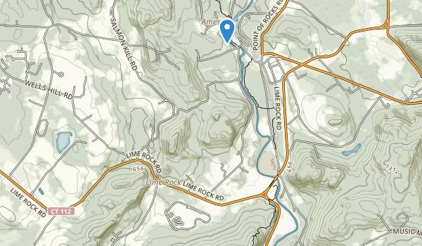 Lime Rock Park Map