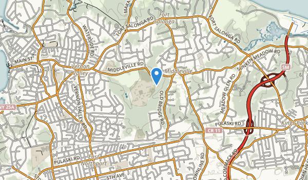 Meadowlark Park Map