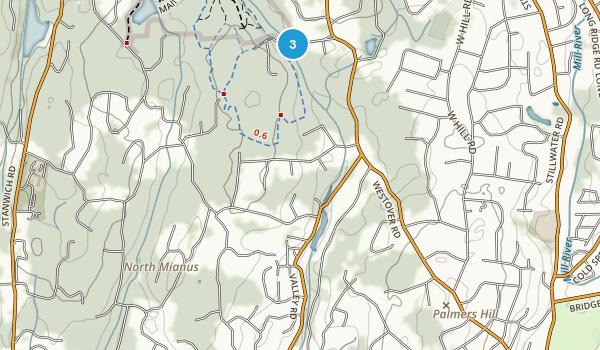 Mianus River Park Map