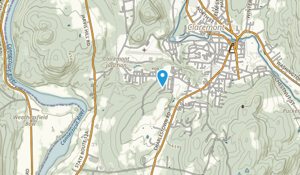 Moody Park Map