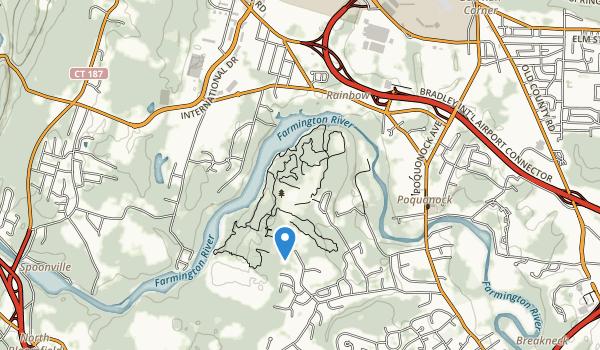 Northwest Park Map