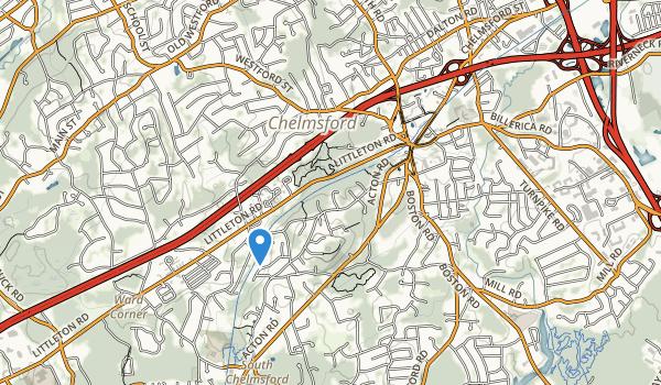 Penham Park Map